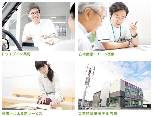阪神調剤の取り組み